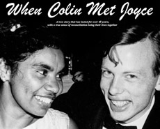 When Colin met Joyce
