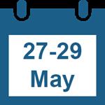 27-29 May