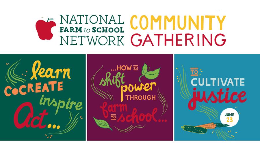 NFSN Community Gathering Logo