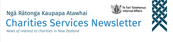 Charities Services Newsletter