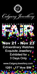 Calgary Jewellery Watch Fair