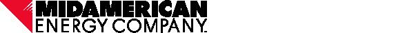 MidAmerican Energy Company logo