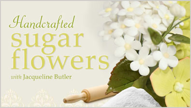 Handcrafted Sugar Flowers