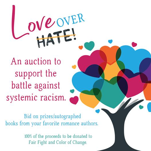 Love Over Hate Auction