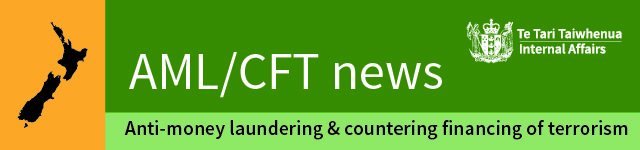 AML/CFT news - Anti-money laundering& countering financing of terrorism