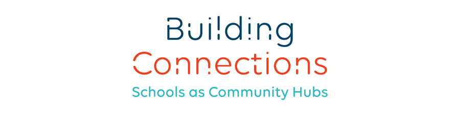 Building Connections: Schools as Community Hubs project logo