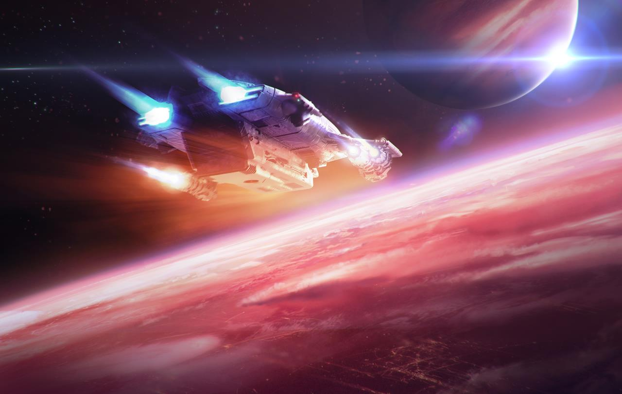 UCM Bulk Lander