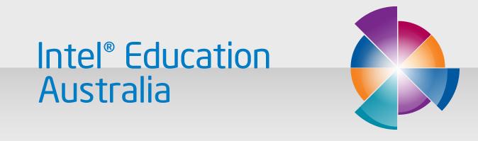 Intel® Teach Program Australia Newsletter