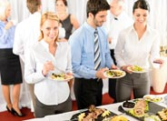 Connect for lunch – speed networking