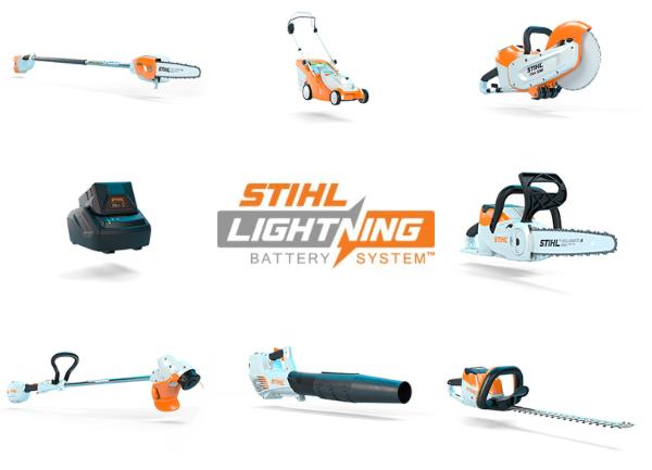 Stihl Lightning