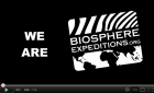 Biosphere Expeditions reel