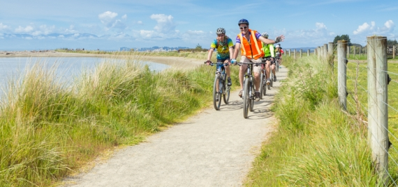 Tasman's Great Taste Cycle Trail