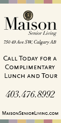 Ad: Maison Senior Living - Call today for a complimentary lunch and tour