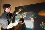 live muralists