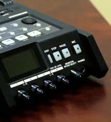 Edirol Sound Recorder