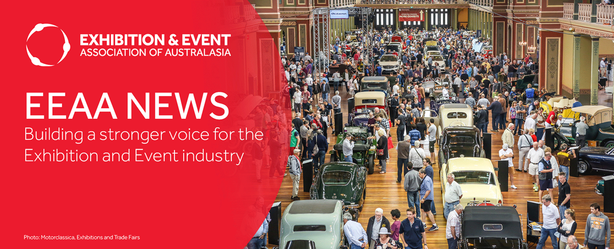 EEAA NEWS | Building stronger voice for the exhibition industry