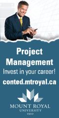 Mount Royal University Project Management