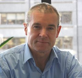 Stephen Reilly, General Manager