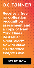 Ad: O.C. Tanner – Free recognition assessment