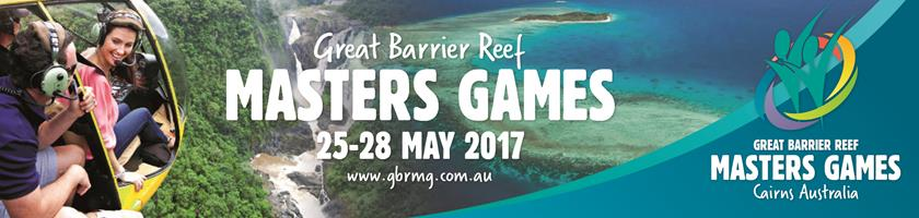 Great Barrier Reef Masters Games newsletter