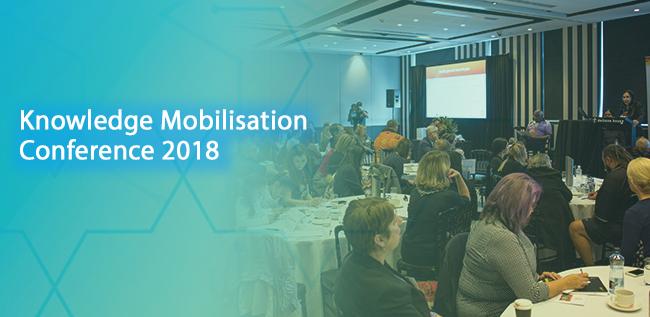 Knowledge Mobilisation Conference 2018