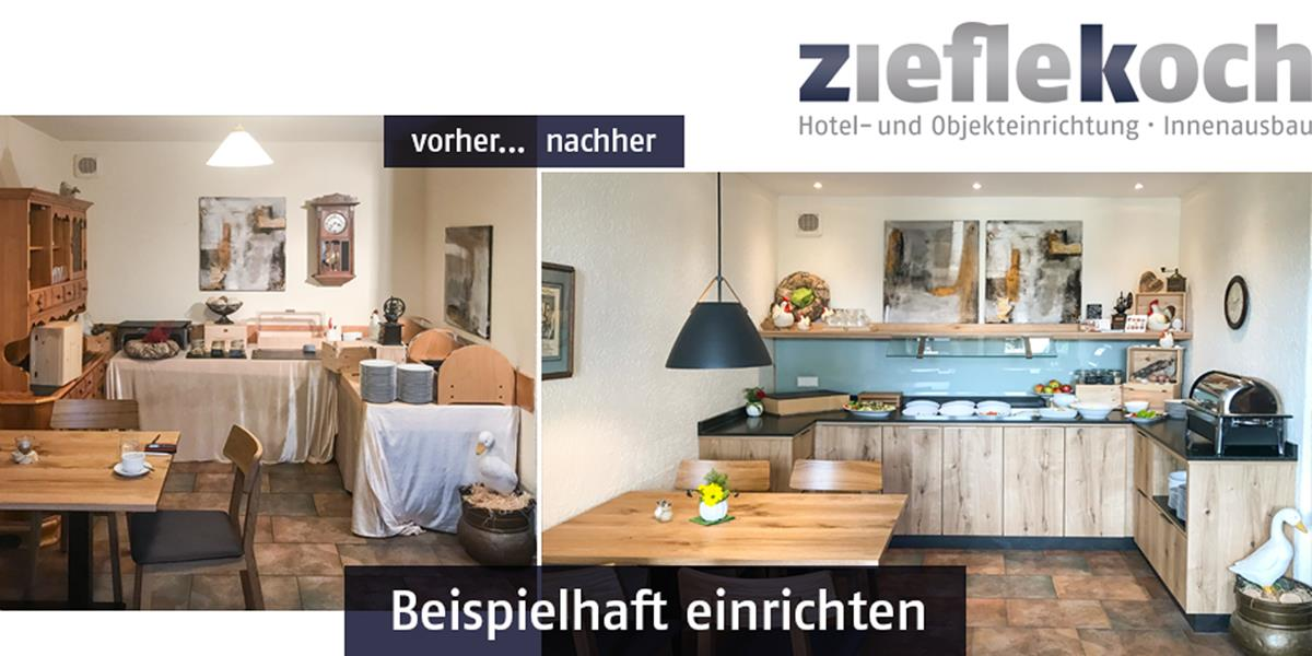 ZiefleKoch Hotel- und Objekteinrichtung, Innenausbau