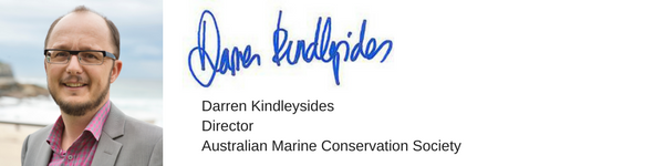 Darren Kindleysides email signature