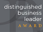 Ron Mannix wins the 2015 Distinguished Business Leader Award