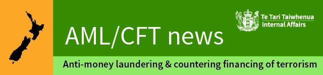 AML/CFT news - Anti-money laundering& countering financing of terrorism
