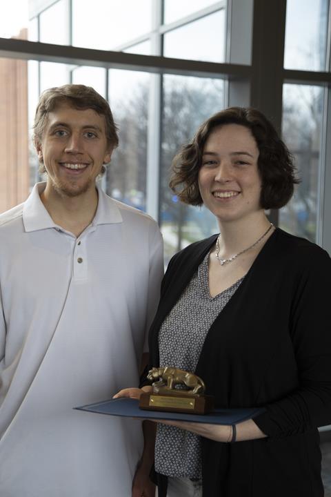 Jiho Noh awarded Corning Graduate Research Fellowship
