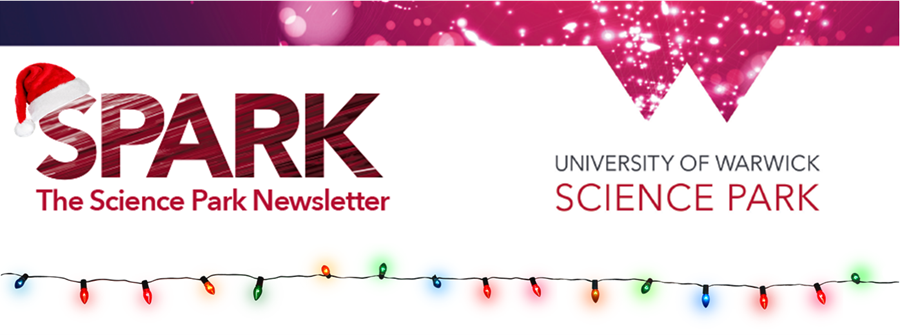 Spark - the Science Park Newsletter