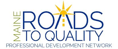 Maine Roads to Quality Professional Development Network logo
