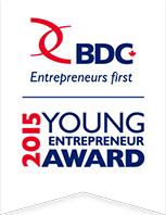2015 BDC Young Entrepreneur Award