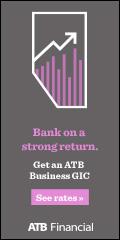 Ad: ATB Financial – Get an ATB Business GIC