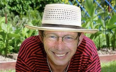 TV presenter Jerry Coleby-Williams