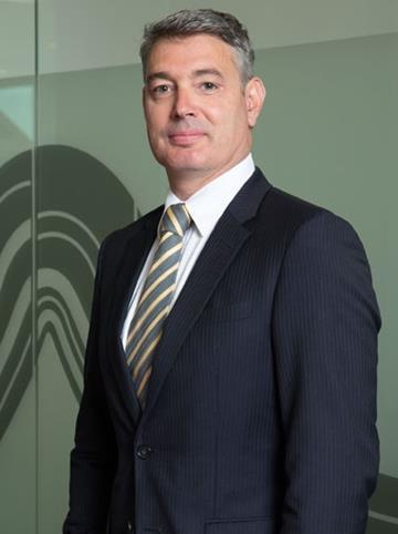 Nick Kynoch, General Counsel