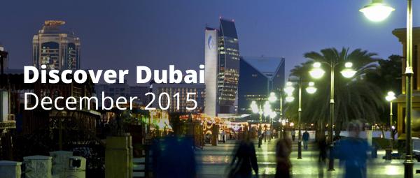 Discover Dubai December 2015