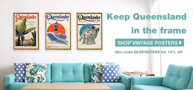 Vintage poster sale