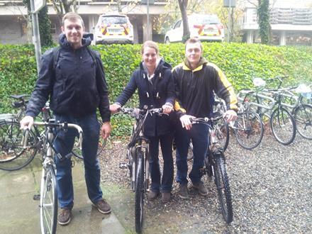 Cycle Challenge Winners