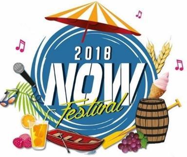 2018 NOW Festival logo