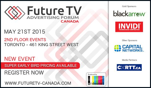 Future TV Advertising Forum Canada