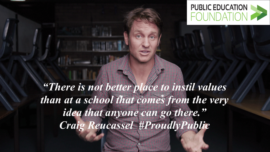 Public Education Advocacy