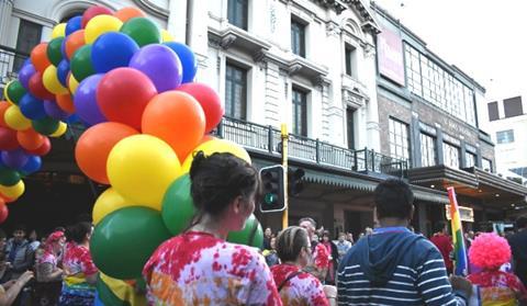 LGBTQ+ Abroad
