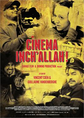 poster Cinema... Inch'Allah!