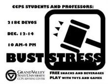 bust stress logo