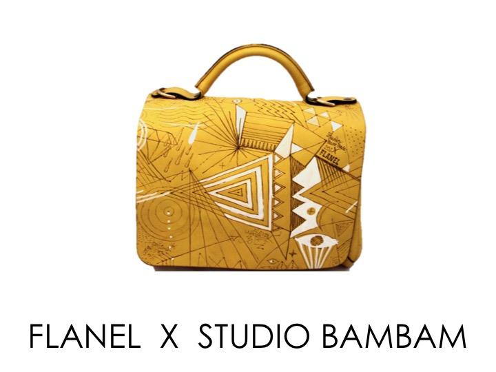 Flanel X Studio Bambam