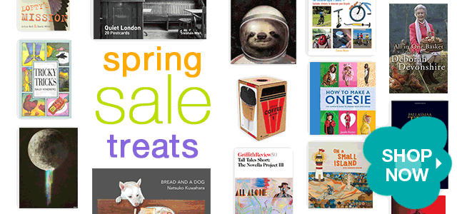Spring sale treats