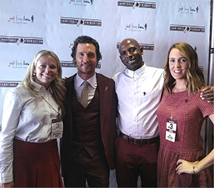 Washington Redskins Charitable Foundation Event