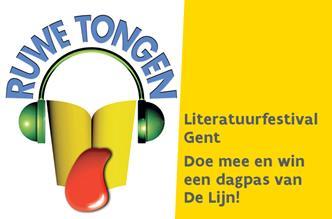 Literatuurfestival Ruwe Tongen