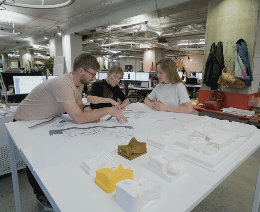 BVN architects